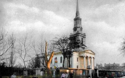 All Saint Church Poplar
