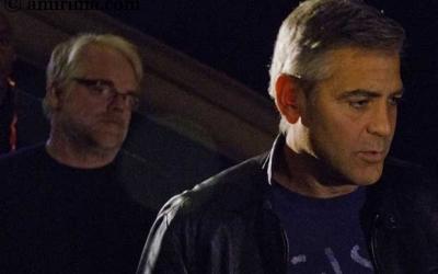 George Clooney (London Film Festival 2011)