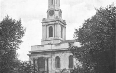 All Saint Church 1920