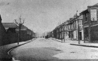 East Ferry Road 1920
