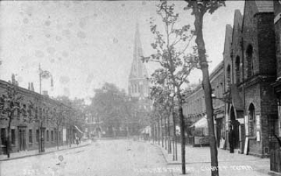 Christ Church Manchester Road 1900