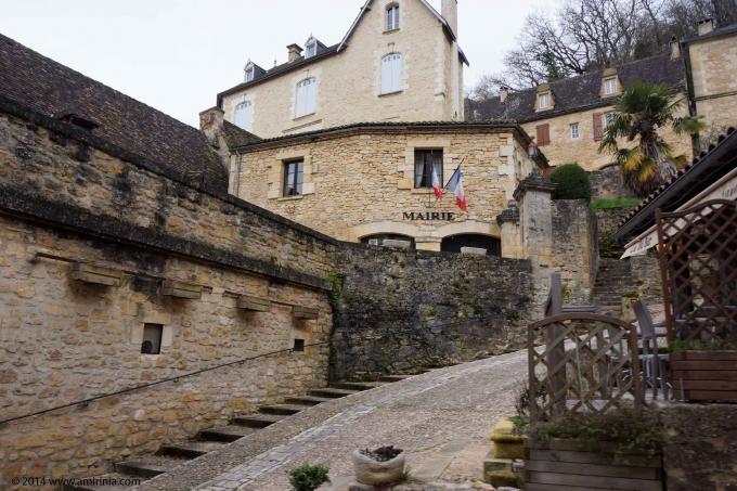 The Village of Beynac-Cazenac