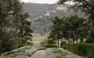 View of Dordogne