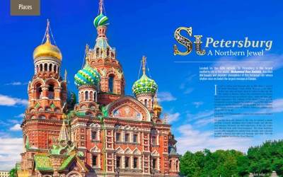 St Petersburg A Northern Jewel