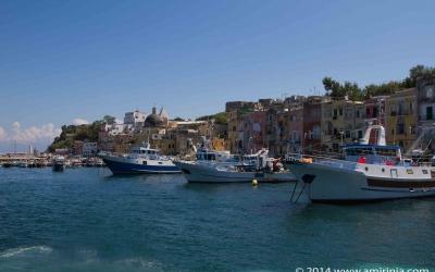 The Island of Procida