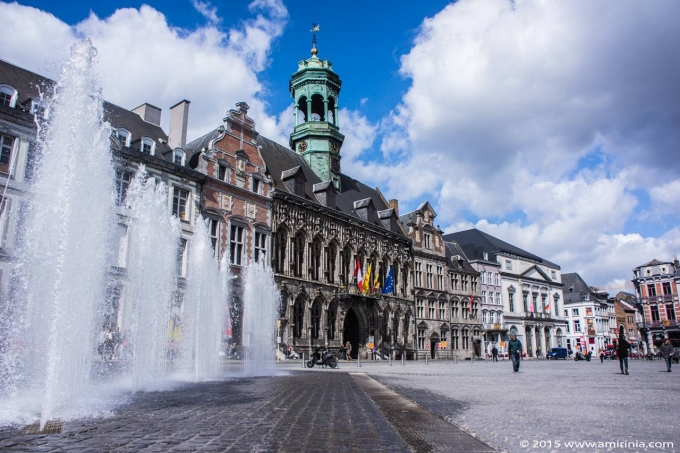 Mons 2015: A Heritage City