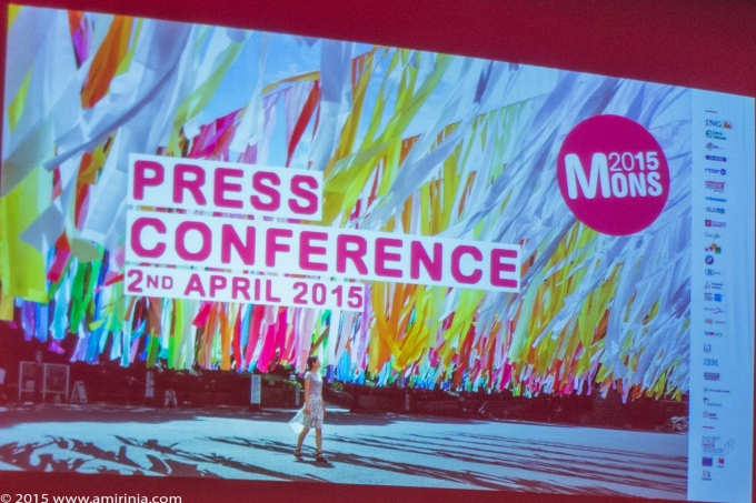 Mons 2015: Official opening of Museums