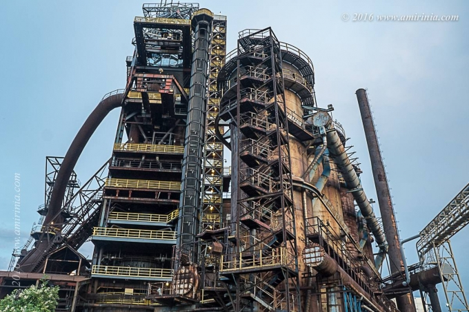 Changing Ostrava – from heavy industry to tourist attraction