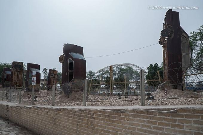 The Battle Fields of Khuzestan