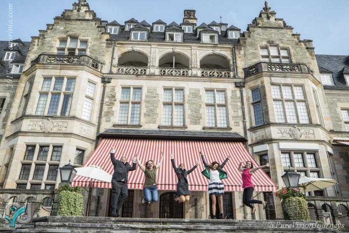 Visiting Kronberg Castle