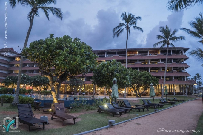 Hikka Tranz by Cinnamon Hotel – Sri Lanka