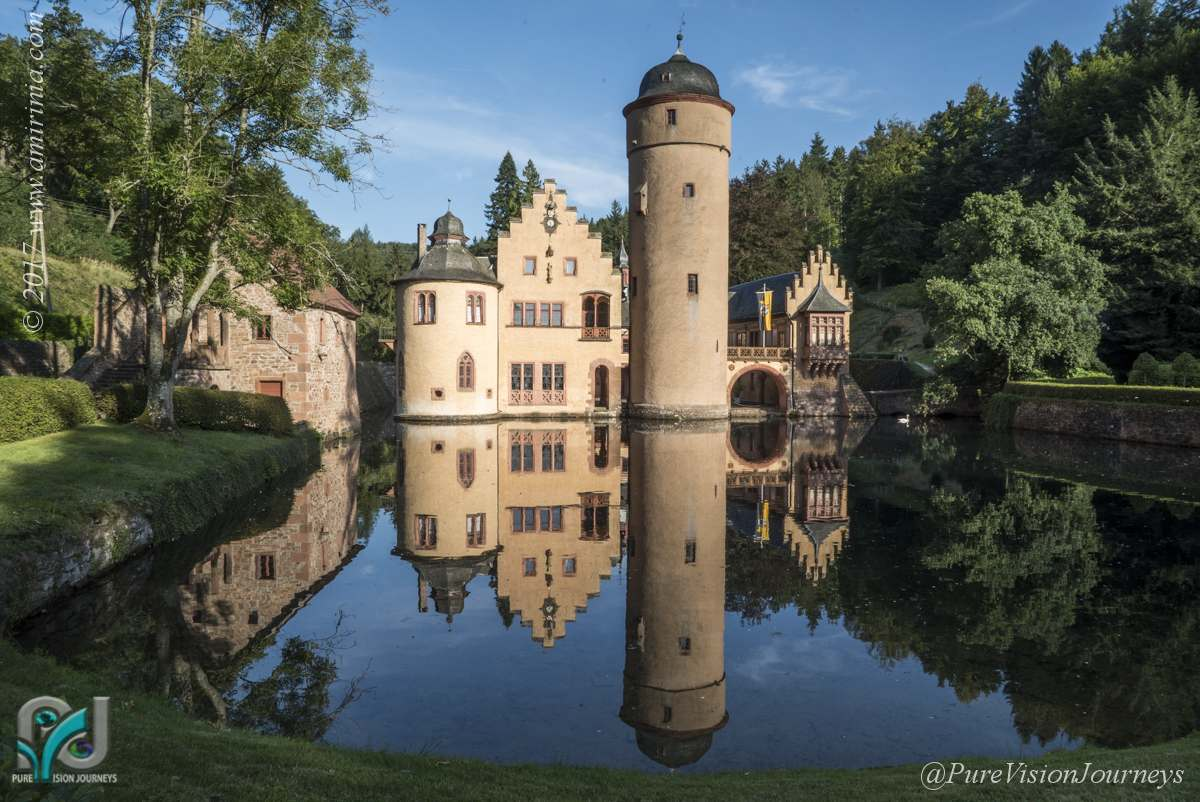 Castle hopping in Frankfurt Rhine-Main