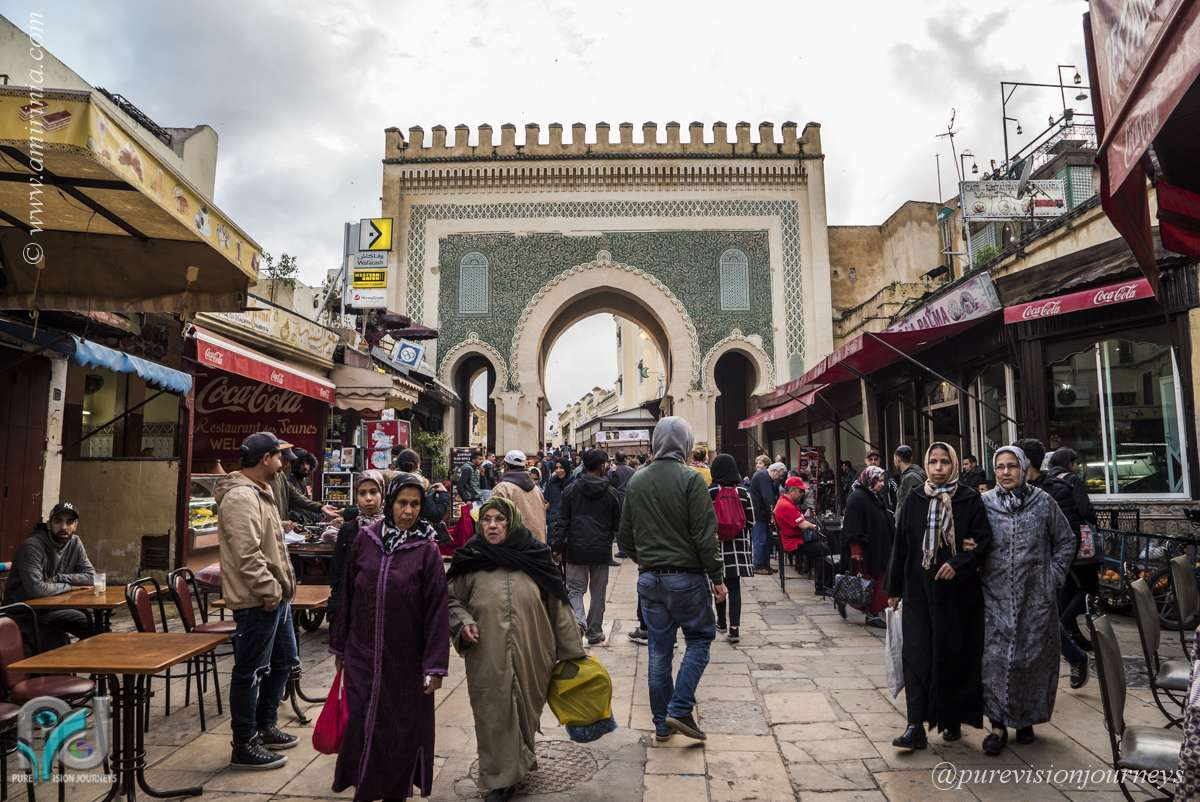 Forty-eight hours in Fez