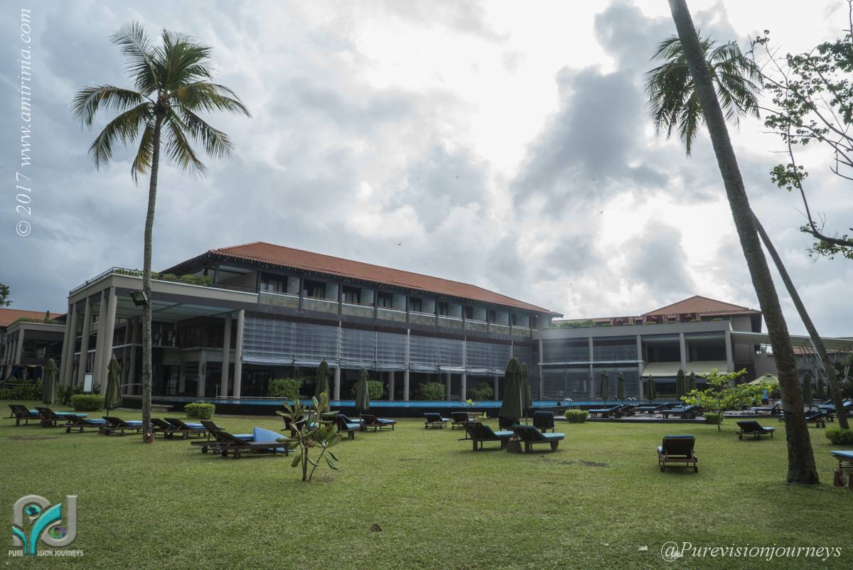 Cinnamon Bey Hotel, Beruwala, Sri Lanka