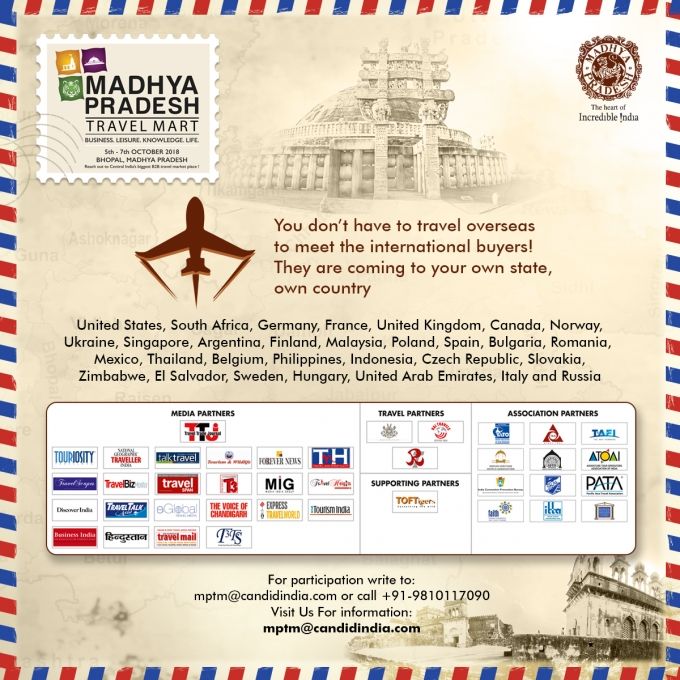 Madhya Pradesh Travel Mart 2018
