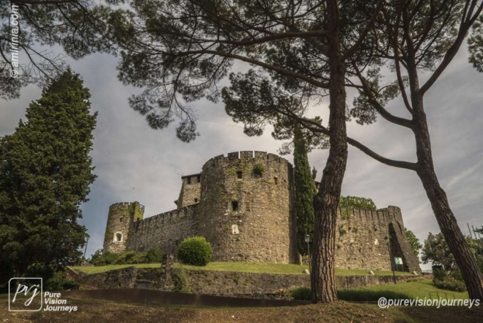 The mediaeval world of north-east Italy