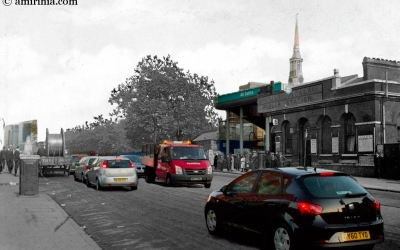 Poplar Station/All Saint DLR