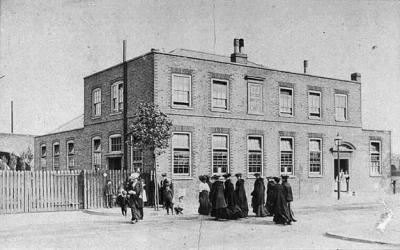 Dockland Settlement 1905
