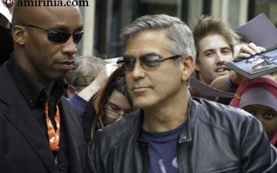 George Clooney (London Film Festival 2011)