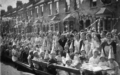 Mellish Street 1930