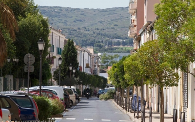 The city of Frontignan