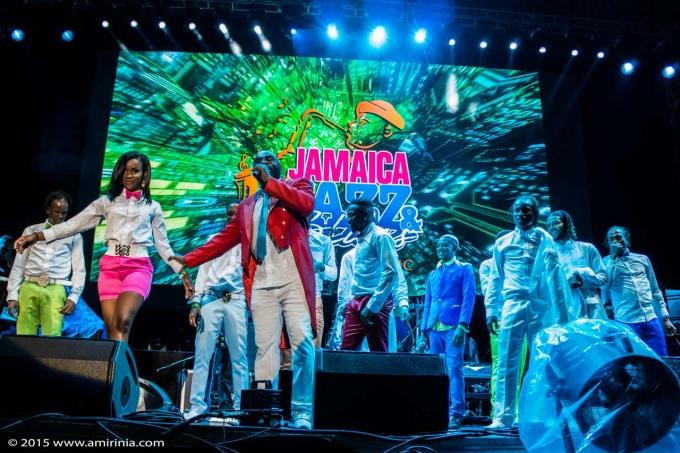 Jamaica Jazz and Blues Festival