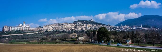 Landscapes of Umbria