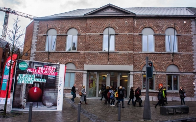 Arsonic (Mons concert hall)