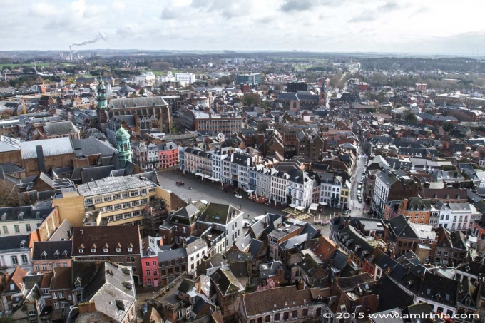 Mons from above