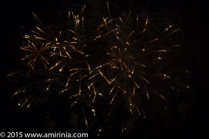 Malta International Fireworks Festival 2015