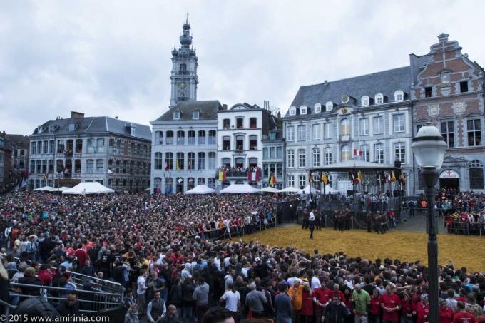 Mons: Doudou Festival