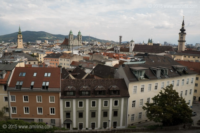 Linz – beauty and tranquility combined