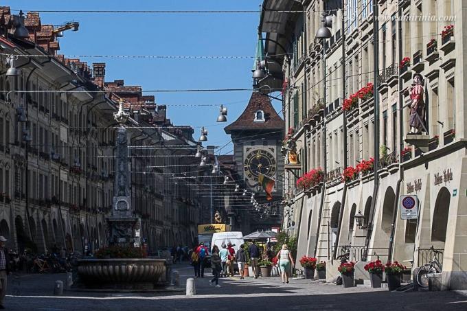 Exploring Bern and Interlaken