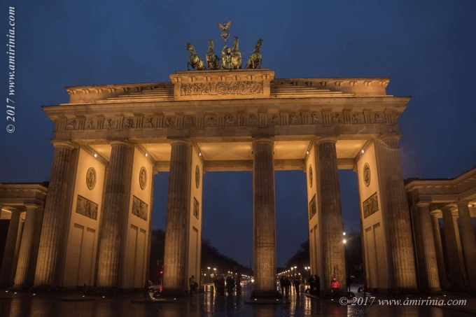 Changing Berlin: revisiting after 26 years