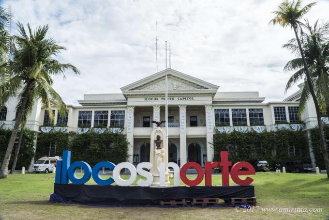 Exploring Ilocos Norte