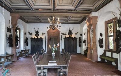 Mespelbrunn Castle Hotel _007