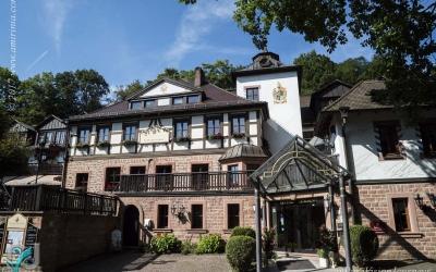 Mespelbrunn Castle Hotel _014