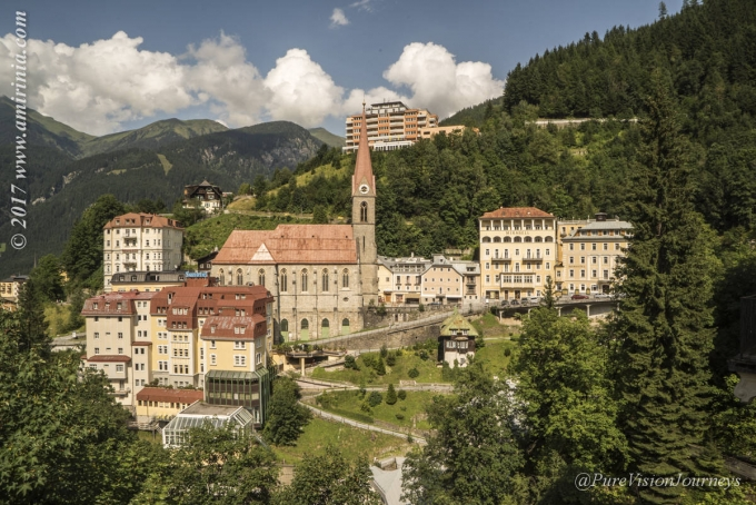 The healing powers of the Gastein valley