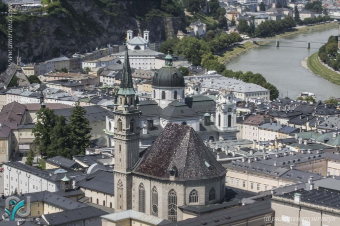 Salzburg – Mozart's birthplace