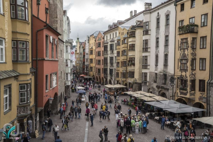 Innsbruck, Austria's 'Capital of the Alps'