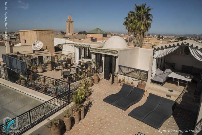 Riad Star and Movenpick Hotel Mansour Eddahbi Marrakesh