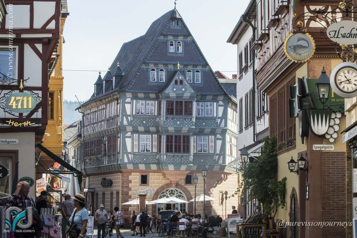 A day in … Miltenberg
