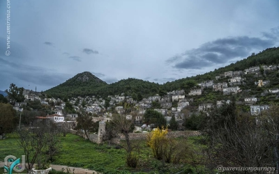 The Ghost Village Of Kayakoy_0001