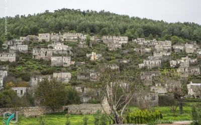 The Ghost Village Of Kayakoy_0004