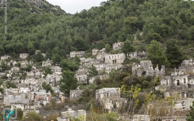 The Ghost Village Of Kayakoy_0005