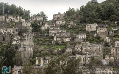 The Ghost Village Of Kayakoy_0006