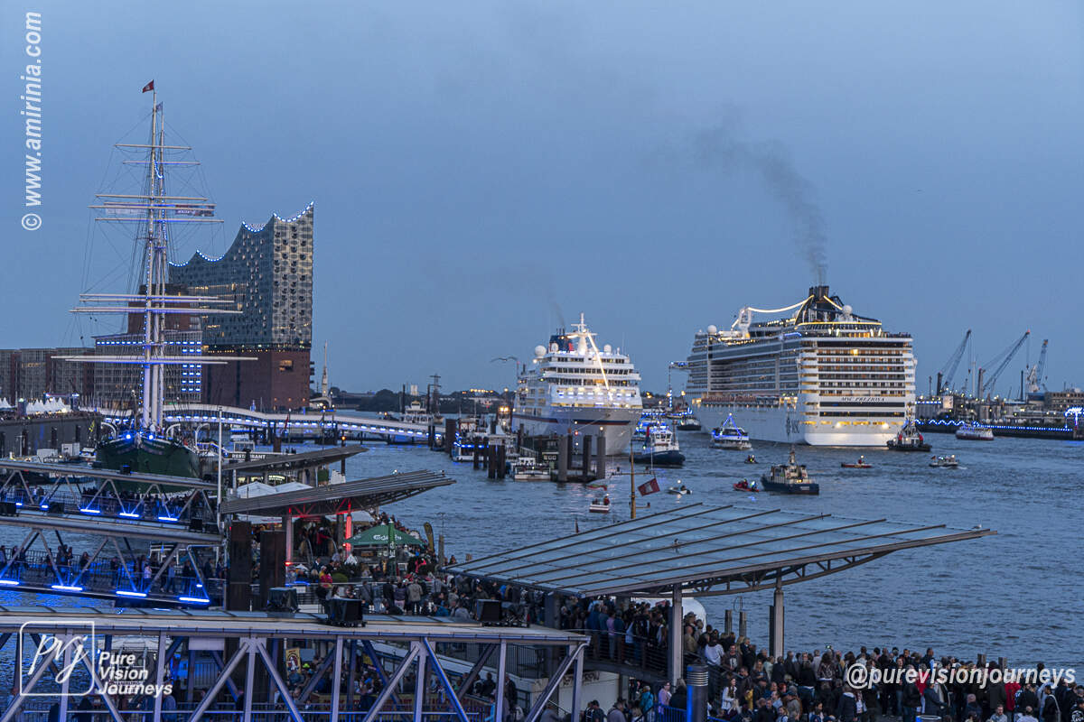 The Cruise Days in Hamburg – Part 2