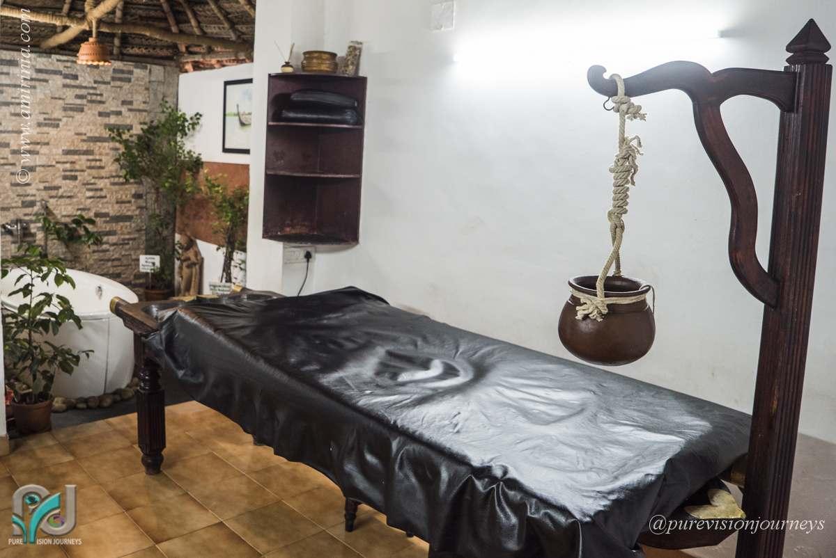 Kerala's Ayurveda Treatments