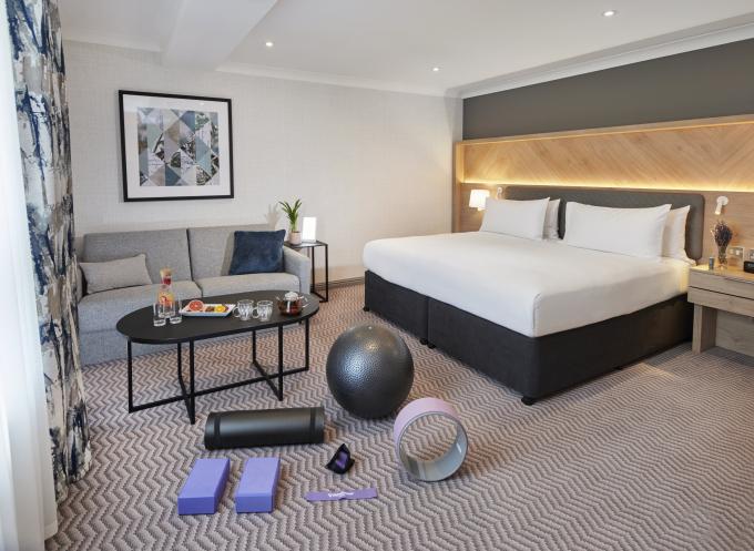 Wellness retreat at Hilton London Croydon